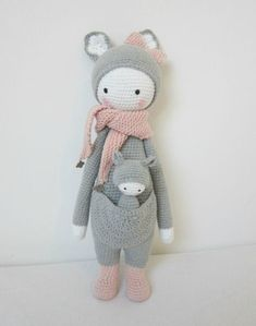 Kira la maman kangourou - La jolie boite rose