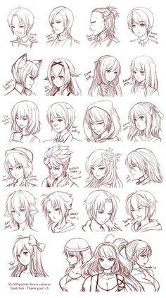 SRC - Batch12 by omocha-san on deviantART ✧ #characterconcepts ✧: