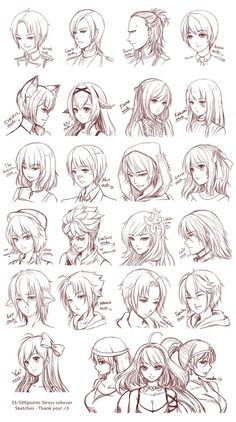 SRC - Batch12 by omocha-san on deviantART ✧ #characterconcepts ✧:
