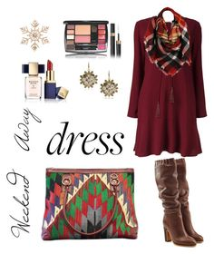 """""""Weekend in the Country"""" by lydia-elmore on Polyvore featuring Chloé, Carolee, John Lewis, See by Chloé, Sylvia Alexander, Estée Lauder and country"""