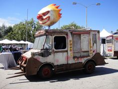 Sweetooth! Twisted Metal! 13 Ice Cream Trucks That Even Adults Would Chase
