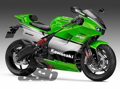 Super Streetbike gets its hands on a rendered version of a MotoGP-inspired Kawasaki ZX-10R update.