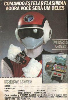 Comando Estelar Flashman (1990)
