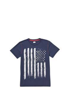 F&F American Flag T-Shirt