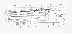Airbus Crazy Patent Watch: Detachable Cabins Edition