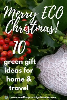 10 eco-friendly, easy and useful gift ideas for home and travel
