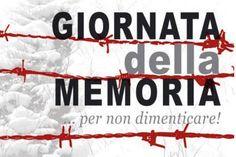 Il Giorno della Memoria  è una ricorrenza internazionale celebrata il 27 gennaio di ogni anno come giornata in commemorazione delle vitti...