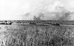 German Tanks at Kursk