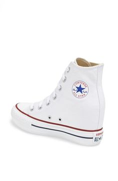 2ebe87b8b34 Converse Chuck Taylor® All Star® Hidden Wedge Platform High-Top Sneaker  this is a SUMMER MUST!