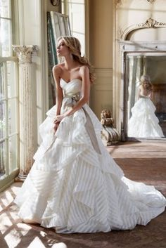 Sarah Seven - Designers - Calvet Couture Bridal - Bridal Gowns | Wedding Dresses | Orlando, Florida Calvet Couture Bridal