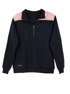Simply Southern Logo Pullover - Navy from Chocolate Shoe Boutique