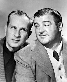 Bud Abbott And Lou Costello Abbott Photograph