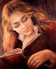 pintura de Danuta Muszynska
