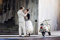 """Doppelabend: """"The Canterville Ghost"""" von Gordon Getty / Pagliacci"""" von Ruggero Leoncavallo, Oper Leipzig"""