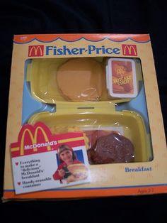 1000 images about mcdonald 39 s on pinterest mcdonald 39 s - Cuisine fisher price bilingue ...