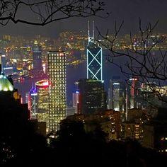 Plongée de Victoria Peak 3 - Hong Kong