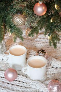 pink-hot-chocolate-recipe - Julie Blanner entertaining & home design that celebrates life