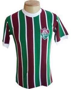 552a2320ab8d4 Camisa Fluminense retrô  preços e como comprar