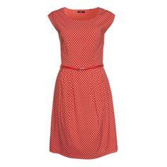 Kleid zero rot