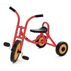 Weplay, Dreirad, groß, für Kindergarten, Gewicht 9kg, stabil, robust, | copy_KM5501