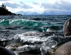 Tahoe Storm Approaching by ~sellsworth.
