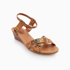 Artistry Sandals by Breckelle's