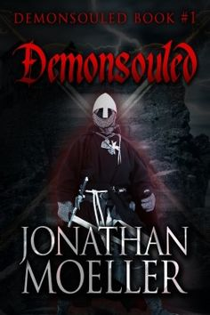 http://bookbarbarian.com/demonsouled-by-jonathan-moeller-2/ Banished for fifteen years, the wandering knight Mazael Cravenlock returns home at last to the Grim Marches, only to find war and chaos. His brother plans a foolish and doomed rebellion. His sister hopes to wed a brutal and cruel knight. The whispers speak of living corpses that stalk the night, of demons that lurk in darkness, and a sinister snake-cult that waits in the shadows.   Yet Mazael's darkest enemy waits