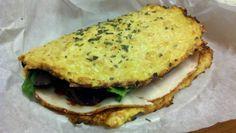 Cauliflower bread #lowcarb