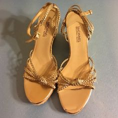 Michael Kors Michael Kors espadrilles. Used it twice in good condition. Michael Kors Shoes Espadrilles