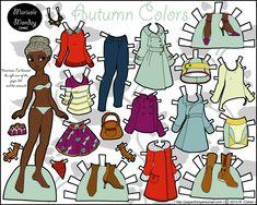 Marisole Monday: Autumn Color in… Colors | Paper Thin Personas