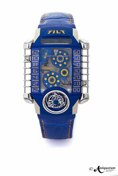 The Christophe Claret X-TREM-1 Pinball for Only Watch 2013