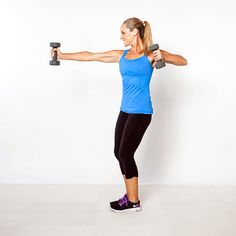 Bow and Arrow - The Sexy Back Workout - Shape Magazine - Page 5