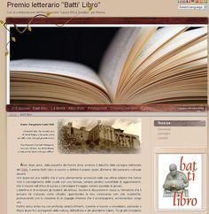 Premio letterario Battilibro  http://www.battilibro.it/