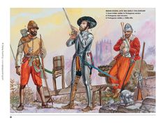 Indian Ocean,late century-early soldier in Portuguese Portuguese Empire, Portuguese Culture, Conquistador, Renaissance, 16th Century Clothing, Learn Brazilian Portuguese, Early Modern Period, Landsknecht, Arm Armor