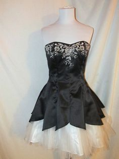 Topselling Custom new arrival embroidery black by dreampromgirl, $112.58