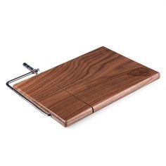 NFL Collectibles - Meridian Cutting Board w/ Slicer (Jacksonville Jaguars) Laser Engraved - Natural Wood