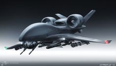 Fast_and_Furious_Concept_Art_Dean_Sherriff_09 #DroneConcept