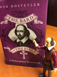 The Bard and the Bible Shakespeare Words, William Shakespeare, Playwright, Book Covers, Bible, Baseball Cards, Reading, Books, Biblia