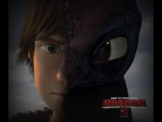 La da dee - Hiccup and Toothless - YouTube
