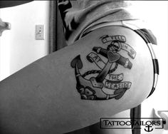 How can we not do something about anchor tattoos?