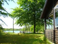 Svenstorp Cottage rental: Sjoutsikt Cottage Sweden, Cottage, Plants, Cottages, Cabin, Planters, Farmhouse, Plant, Planting