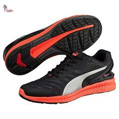 online store 4944a 7e031 Puma Ignite V2, Chaussures de running homme - Noir (Black Asphalt Red