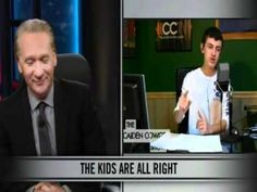 Real Time with Bill Maher 22 June 2012 New Rules