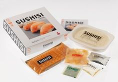 """""""Sushisi"""" concept by Anzo"""