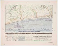Today's Document — usnatarchives: Omaha Beach and Utah Beach were. D Day Normandy, Normandy Beach, D Day Map, D Day Landings, National Archives, Before Us, World War Two, Troops, Wwii