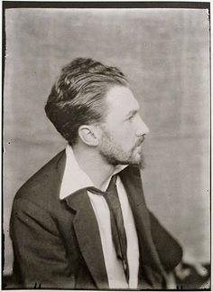 Ezra Pound by Man Ray, Paris, 1923