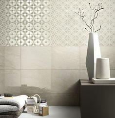 Collezione Grace: Piastrelle in ceramica per il tuo bagno   Ragno