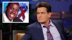 Charlie Sheen Claims He Got HIV From Mosquito Bite At Magic Johnson's House…
