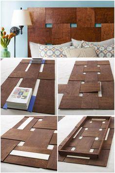 78 Superb DIY Headboard Ideas for Your Beautiful Room