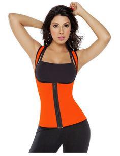Apple Curves Full Vest Sweat Enhancing Waist Cincher